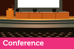 Look at our conference planning guide